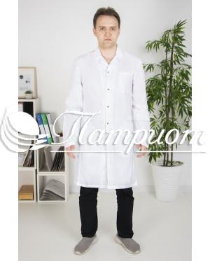 Халаты медицинские мужские
