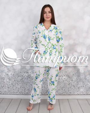 Пижама женская бязь